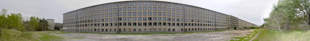Prora, Rugen holiday resort