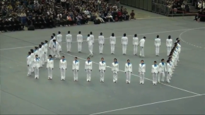 Japanese Precision Walking Competition